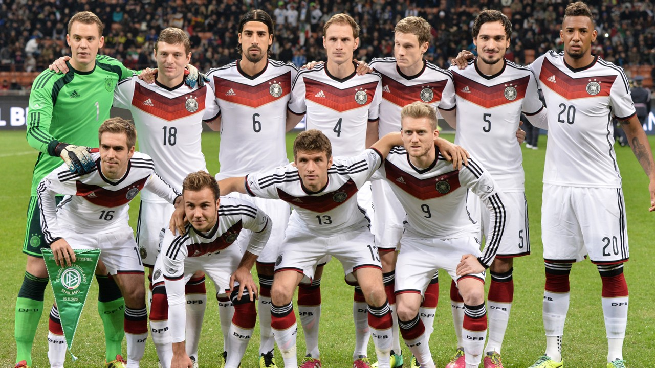 Germany won fifa world cup 2014